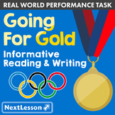 Bundle G4 Informative Reading & Writing - 'Going for Gold' Performance Task
