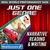 Bundle G7 Narrative Reading & Writing - Just One Genre Performance Task