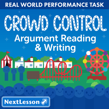 BUNDLE - Performance Tasks – Persuasive Reading & Writing