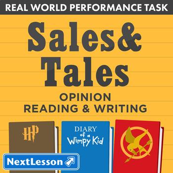 BUNDLE - Performance Tasks - Persuasive Reading & Writing