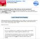 Bundle G4 Opinion Reading & Writing - 'Quarterback Selection' Performance Task