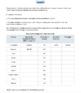 Bundle G6 Ratios & Percents - 'Conversion Conversations' Performance Task