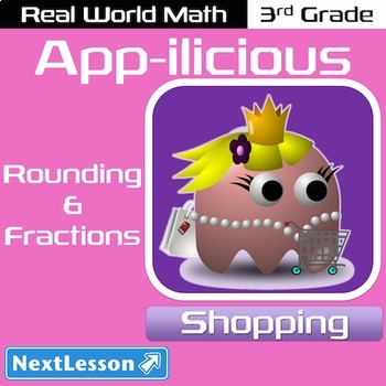 BUNDLE – Performance Tasks – Rounding & Fractions – Appilicious