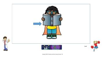 BUNDLE: Phonemic Awareness Flip Chart