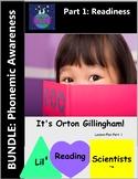 BUNDLE: Phonemic Awareness Hands-On Kit