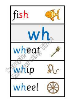 BUNDLE: Phonics Activity Pack/Posters/Word Wall Cards -Sassoon Font