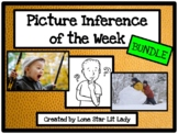 BUNDLE - Picture Inference of the Week - Sets 1 & 2 (PDF Format)