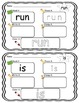 Pre-Primer Sight Word Work Mats & Books