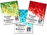 BUNDLE Price: Wellness: A Question of Balance, Teacher Gui