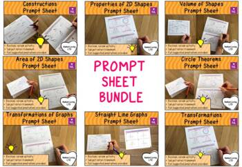 BUNDLE Prompt Sheet