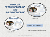 "BUNDLE!!!  'R' Sound ""Drop-In"" and  R-Blend ""Drop-In"" (Use with Connect 4)"