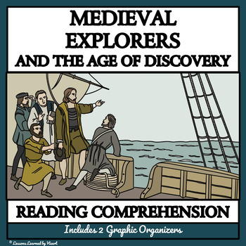 BUNDLE READING COMPREHENSION: Medieval Explorers and the Age of Discovery