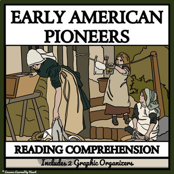 BUNDLE READING COMPREHENSION - PIONEERS