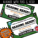 BUNDLE ~ READING READY 4th Grade Task Cards– Root Words & Affixes {TEKS-aligned}