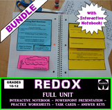 BUNDLE-REDOX (Oxidation and Reduction) FULL UNIT with Inte