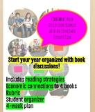 Reading Strategies, Booklet, Rubric & Social Studies Activ