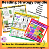 BUNDLE- Reading Strategies Support- Buy Two get One FREE!
