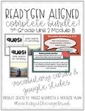 BUNDLE - ReadyGen Aligned 4th Grade Unit 2 Module B Lesson