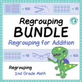 BUNDLE - Regrouping for Addition