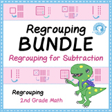 BUNDLE - Regrouping for Subtraction