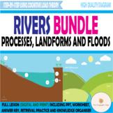 BUNDLE: Rivers: Processes, Landforms and Floods (Geography)