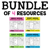 Close Reading Interactive Notebooks - Bundle