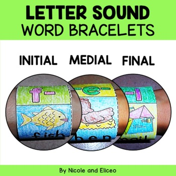 Phonics Activity Bracelets Bundle