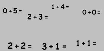 BUNDLE SMARTBoard Addition AND Subtraction Game