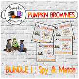 BUNDLE: SPY and MATCH game