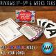 BUNDLE - STAAR WARS 3rd Grade Reading Task Cards ~ SETS 1-