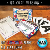 BUNDLE - STAR READY 3rd Grade Reading Task Cards ~ SETS 4-6 ~ QR Code Version