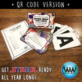 SET 1-3 QR BUNDLE- STAR READY 4th Grade Reading Task Cards - STAAR /TEKS-aligned
