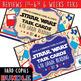 BUNDLE - STAAR WARS 4th Grade Reading Task Cards ~ SETS 1-