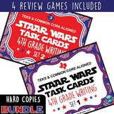 BUNDLE - STAR READY 4th Grade Writing Task Cards ~ SETS 1-