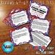 BUNDLE - STAR READY 4th Grade Writing Task Cards ~ SETS 4-6 {TEKS-aligned}