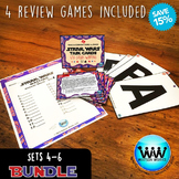 SETS 4-6 BUNDLE - STAR READY 4th Grade Writing Task Cards - STAAR / TEKS-aligned