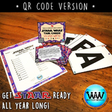 BUNDLE - STAR READY 4th Grade Writing Task Cards ~ SETS 4-6 ~ QR Code Version