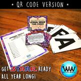 SETS 4-6 QR BUNDLE - STAR READY 4th Grade Writing Task Cards - STAAR / TEKS