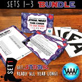 SETS 1-3 BUNDLE - STAR READY 5th Grade Reading Task Cards {TEKS-aligned}