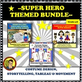 BUNDLE:  SUPER HEROES