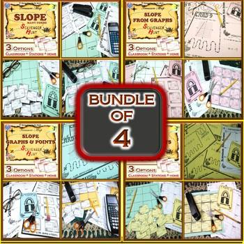 BUNDLE Scavenger Hunt - ALL ABOUT SLOPE