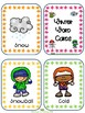 BUNDLE - Seasonal word cards with IKEA Tolsby Frames