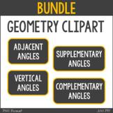 BUNDLE - Secondary Geometry Clipart