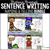 Sentence Structure - Naming and Telling Parts of a Sentenc