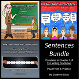 BUNDLE!!  Sentences!