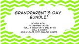 BUNDLE- Set of 4 grandparent's day games