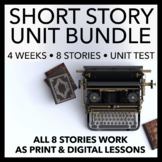 BUNDLE Short Story Collection-8 Stories-Literary Analysis