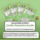 BUNDLE: Social Skills at Work - Conflict Resolution
