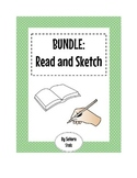 BUNDLE Spanish Read and Sketch: Reading and Drawing for Comprehension