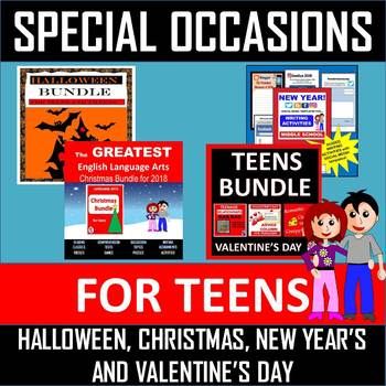 BUNDLE - Activities for Special Occasions